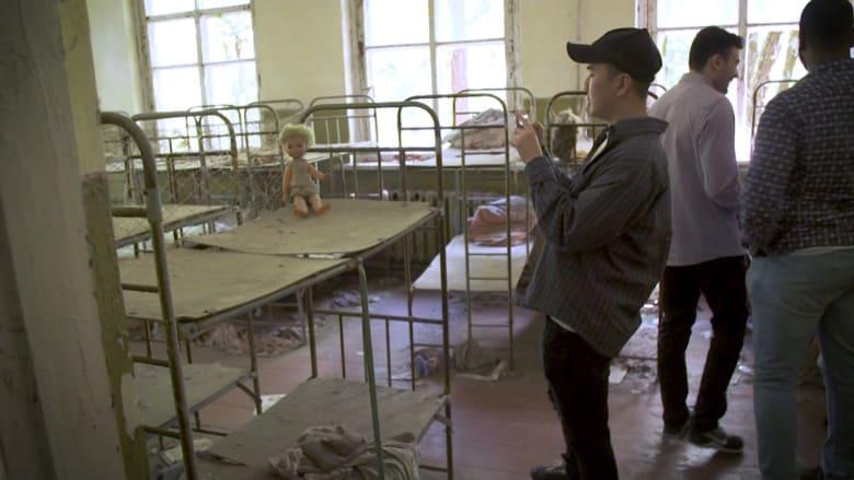 """موقع """"تشيرنوبيل"""" النووي يتحول لقبلة سياحية"""