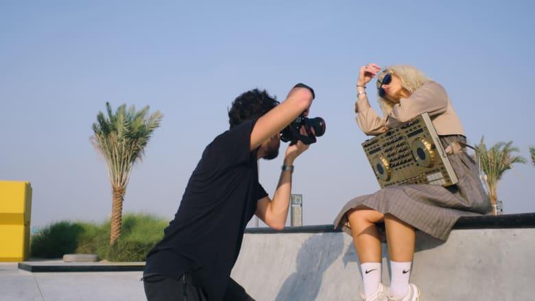 مصور فرنسي في دبي..ما هي أجمل الصور التي التقطها؟