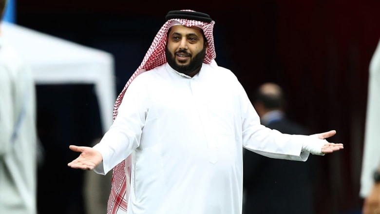 """""""الترفيه في قطر والسعودية"""" يثير سجالا بين تركي آل الشيخ وعبدالله العذبة"""