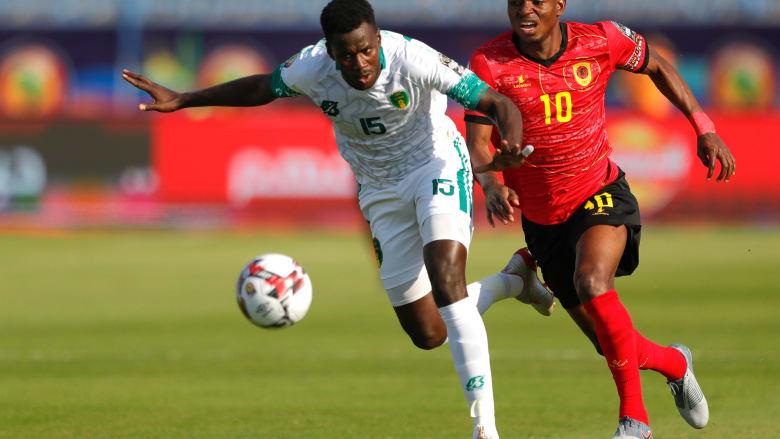 موريتانيا تحصد أول نقطة في تاريخها ببطولة أمم أفريقيا