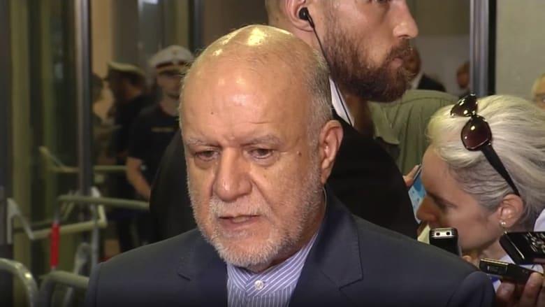 زنغنه: أمريكا لا تستطيع تغيير نظام إيران ولا تفاوض تحت الضغط