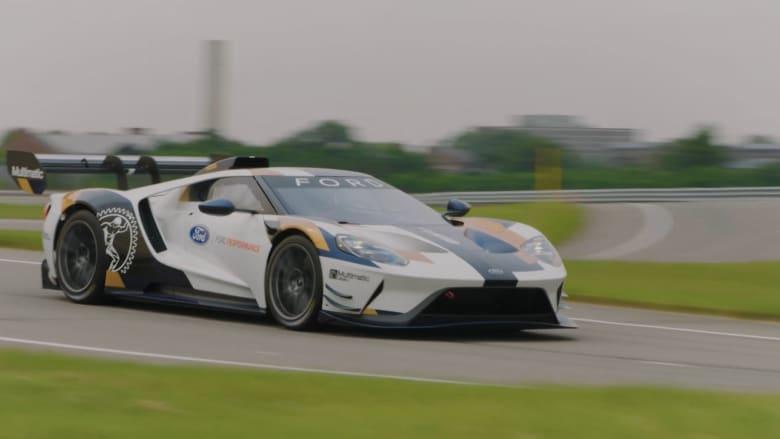 سيارة فورد فائقة السرعة هذه يبدأ سعرها من 1.2 مليون دولار