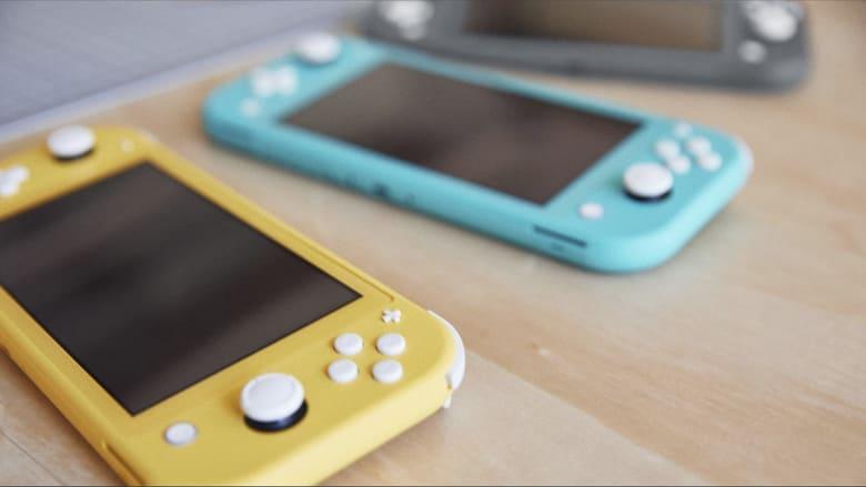 """لمحبي ألعاب الفيديو.. نينتندو تطلق """"سويتش لايت"""" بـ199 دولارا"""