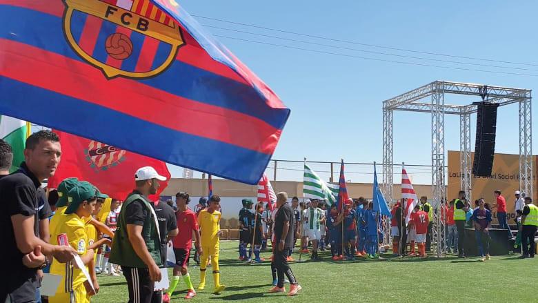 """نسخة الدوري الإسباني """"لا ليغا"""" تنطلق في الزعتري"""