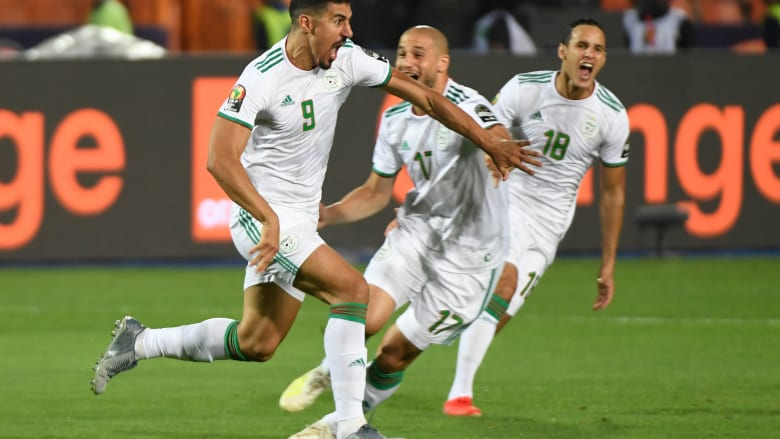 بعد 29 عاما على الغياب.. الجزائر تتربع على عرش أفريقيا للمرة الثانية