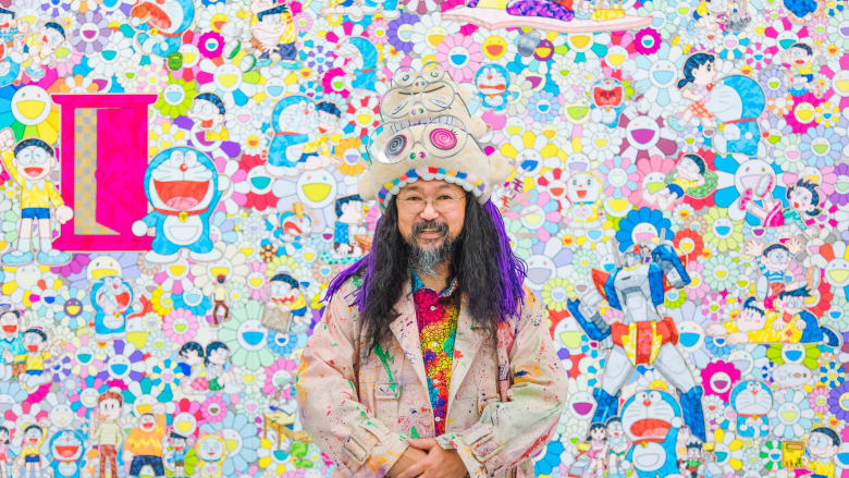 فنان ياباني يعرض هوياته المتناقضة بمعرضه الشخصي