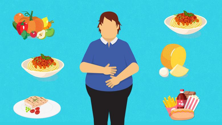 دليل قد يساعد في الحد من الإفراط في تناول الطعام