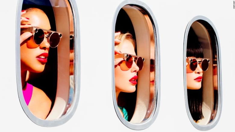 سناب تشات تعلن عن نظارات ذكية جديدة تعمل بالواقع المعزز.. ما سعرها؟