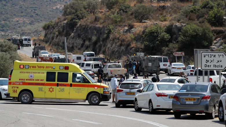 """مقتل إسرائيلية بانفجار عبوة ناسفة غربي رام الله.. وحماس تبارك استهداف """"المجندة"""""""