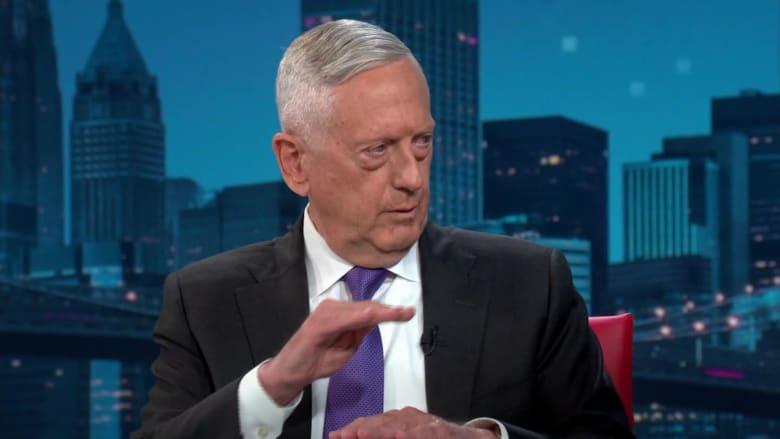 ماتيس يكشف لـCNN خبايا مر بها جنود أمريكا في حرب العراق