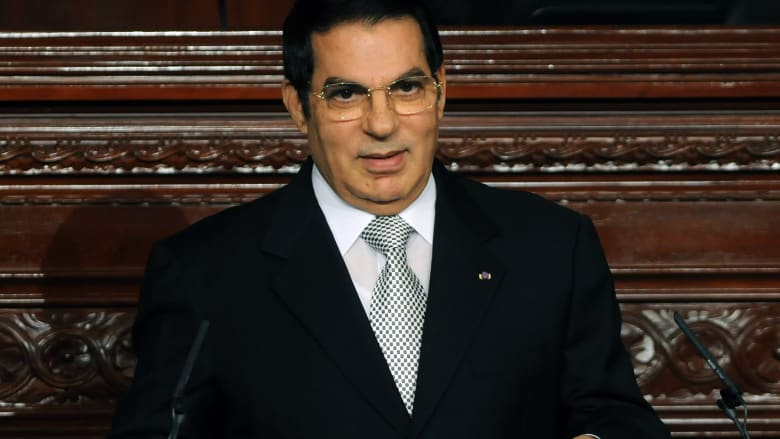 يوسف الشاهد يؤيد عودة بن علي إلى تونس: ربي يشفيه