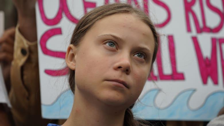 غريتا ثانبيرغ