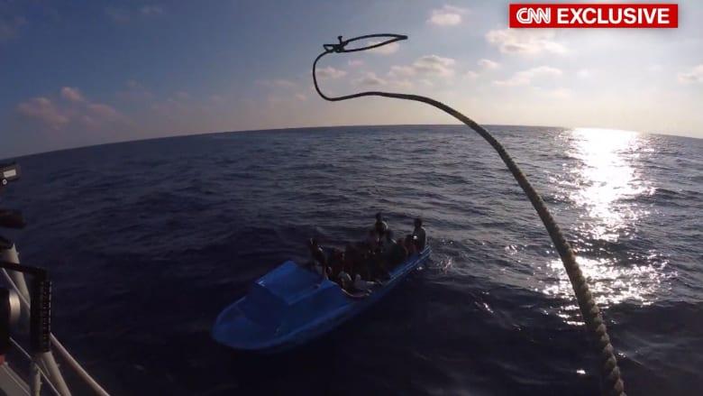 مهاجرون يفضلون الموت في البحر المتوسط على العودة إلى ليبيا