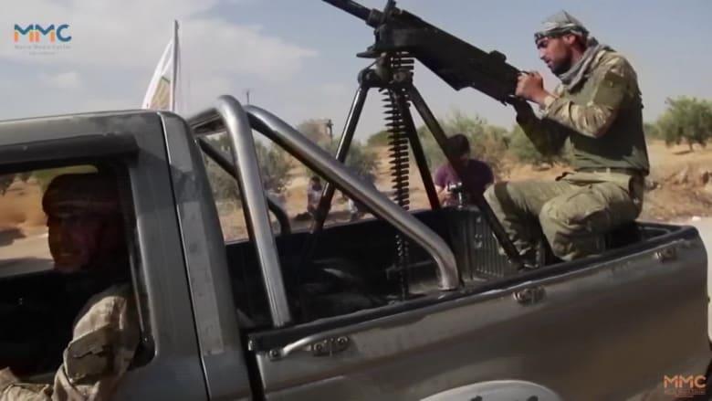 """""""سباق سيطرة"""" بين سوريا وتركيا.. وترامب يفرض عقوبات على أنقرة"""
