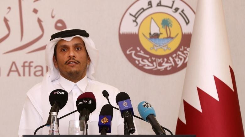 وزير الخارجية القطري: لا ندعم الإخوان المسلمين ولا جبهة النصرة
