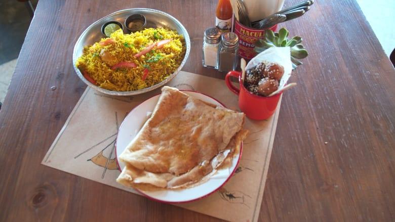 قصص أبواب مهجورة وهدية من الشيخ زايد..يرويها هذا المطعم الإماراتي