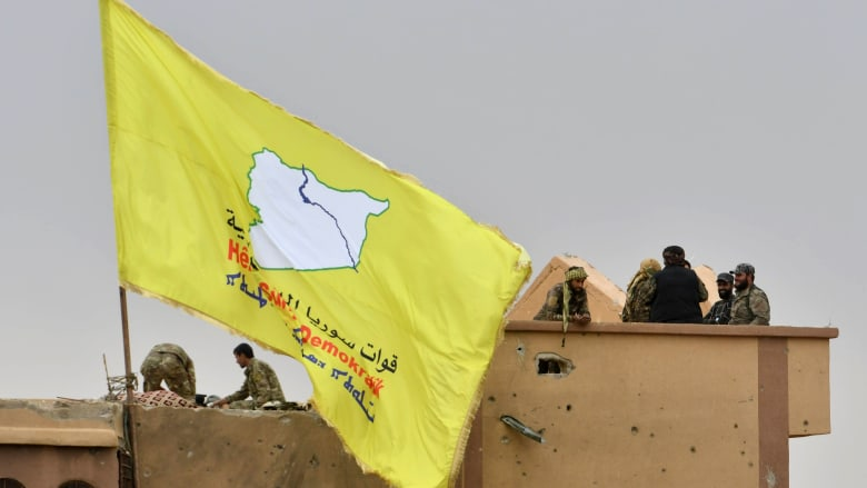 """""""سروال داخلي"""" وعينة دم.. هكذا ساهمت قوات سوريا الديمقراطية بفحص الحمض النووي لأبي بكر البفدادي"""