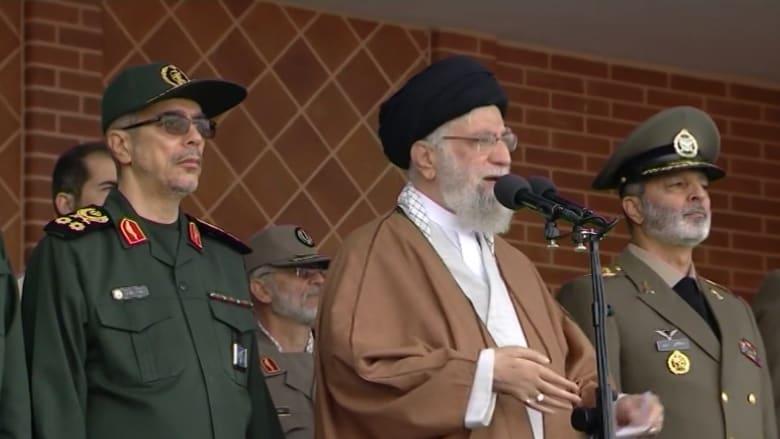 العبادي يكشف لـCNN موقفه من خامنئي ويبين دور إيران في العراق