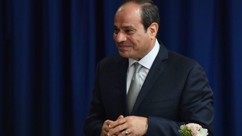 """تصريحا السيسي """"عمري ما كذبت"""" و""""لم أكن أنتوي الترشح للرئاسة"""" يثيران تفاعلا بتويتر"""
