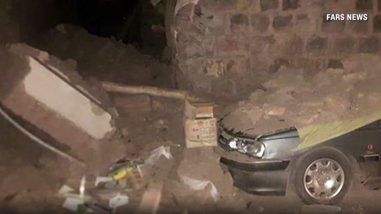 قتلى بزلزال في إيران اليوم.. إليكم أولى المشاهد
