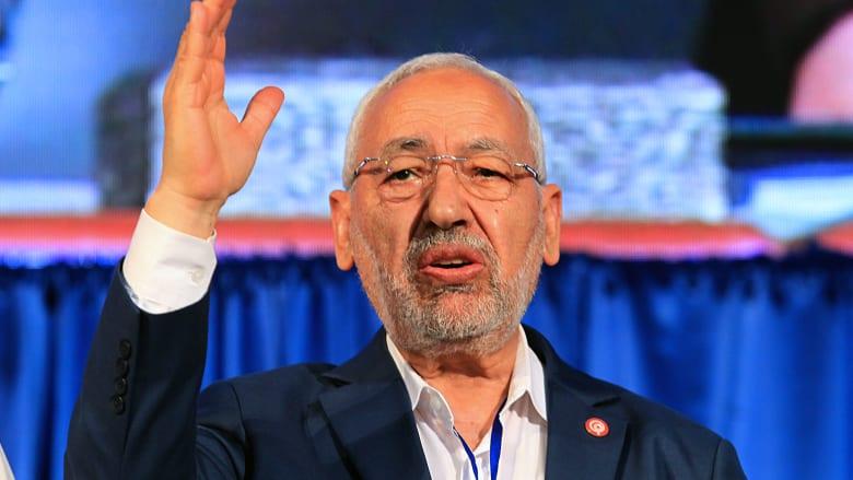 حركة النهضة في تونس ترشح راشد الغنوشي لرئاسة البرلمان.. وتتمسك بقيادة الحكومة