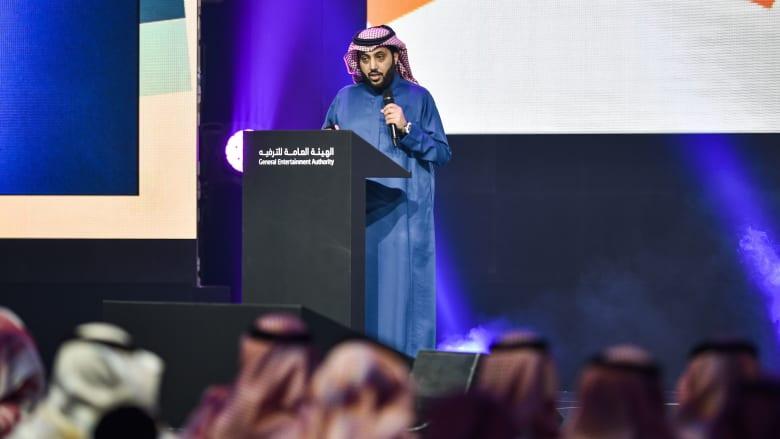 """قال """"نار"""".. تركي آل الشيخ يكشف آخر إحصاءات عدد زوار موسم الرياض"""