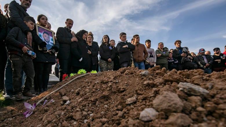 كيف أثرت العملية العسكرية التركية على الأكراد في شمال سوريا؟