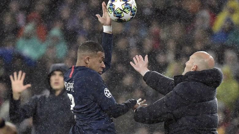 بعد لقطته مع زيدان.. هل يحتاج ريال مدريد كيليان مبابي؟