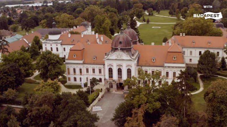 جولة داخل قصر عاشت فيه العائلة الحاكمة بالنمسا