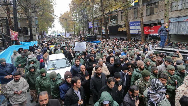 """رئيس تحرير """"إيران واير"""": البلاد في حالة صدمة بسبب وحشية فض الاحتجاجات الأخيرة"""