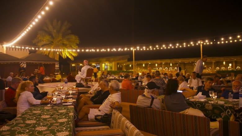 قرية الليالي العربية، أبوظبي
