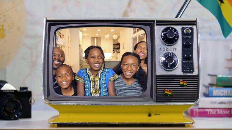 هذه العائلة الأمريكية باعت منزلها للسفر حول العالم