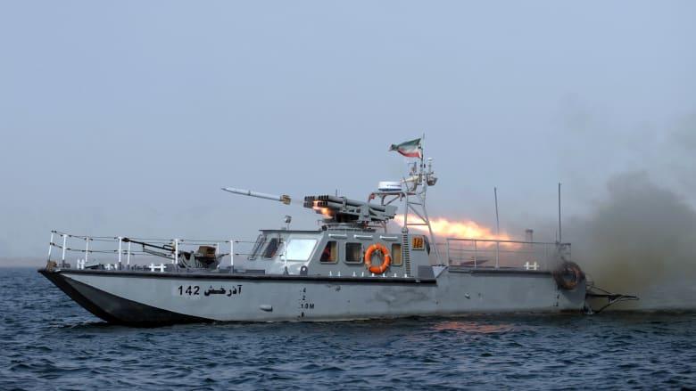 انطلاق مناورات بحرية ثلاثية لإيران وروسيا والصين في خليج عُمان وسط توتر مُستمر بين طهران وواشنطن