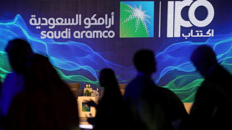 """أرامكو ترفع طرحها إلى 29.4 مليار دولار عبر ممارسة """"خيار الشراء"""""""