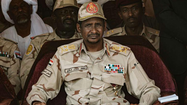 دقلو يتهم صلاح قوش بالوقوف خلف التمرد في السودان: مخطط مدروس للفتنة