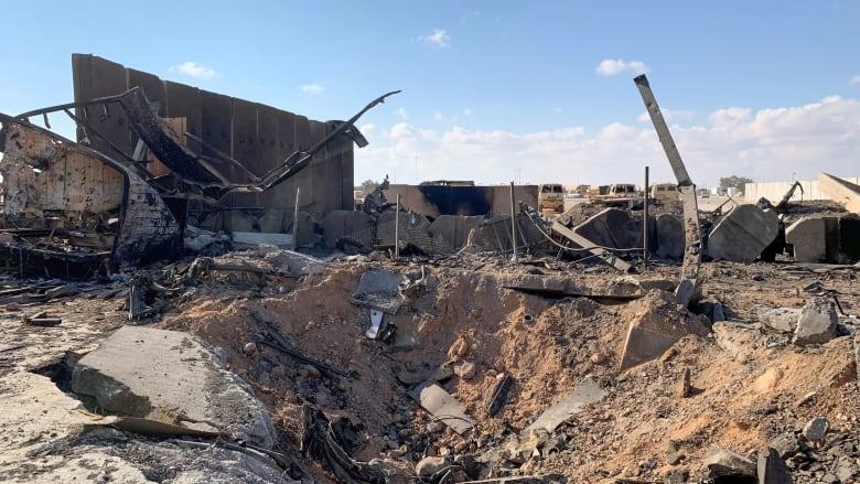 رُغم نفي البنتاغون.. التحالف الدولي: عديد من الجنود الأمريكيين أصيبوا في هجوم إيران الصاروخي