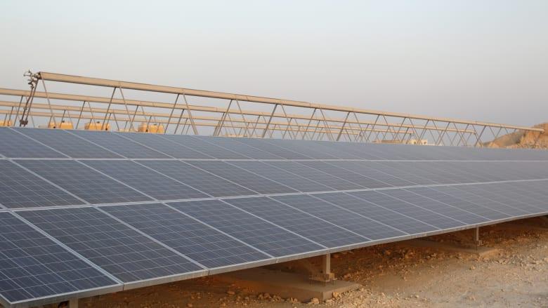 قطر توقع اتفاقية لبناء أول محطة طاقة شمسية بقيمة 467 مليون دولار