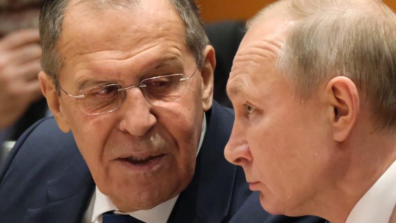 لافروف وشويغو يحافظان على حقيبتيهما.. روسيا تعلن تشكيل حكومة جديدة