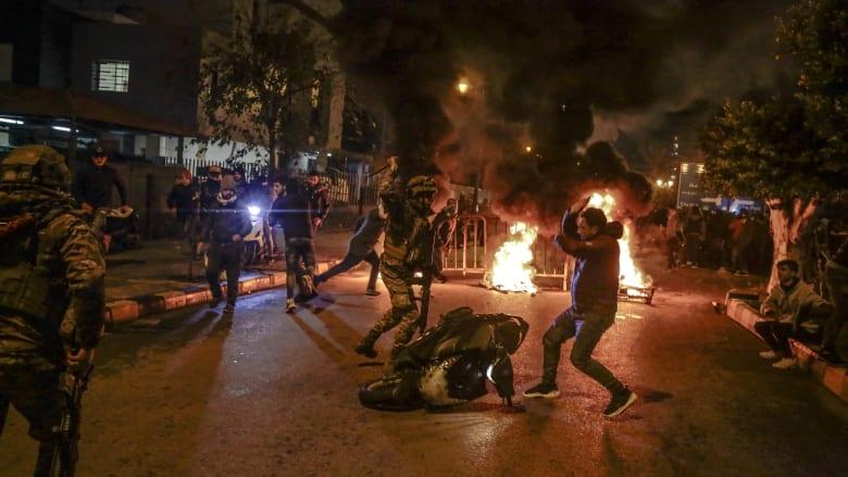 بعد تشكيل حكومة لبنان الجديدة.. المظاهرات مستمرة