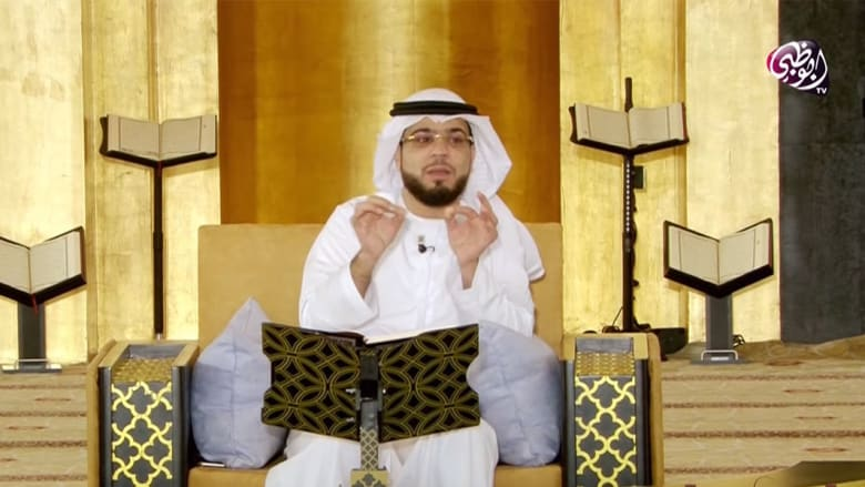 وسيم يوسف خطيب مسجد الشيخ زايد