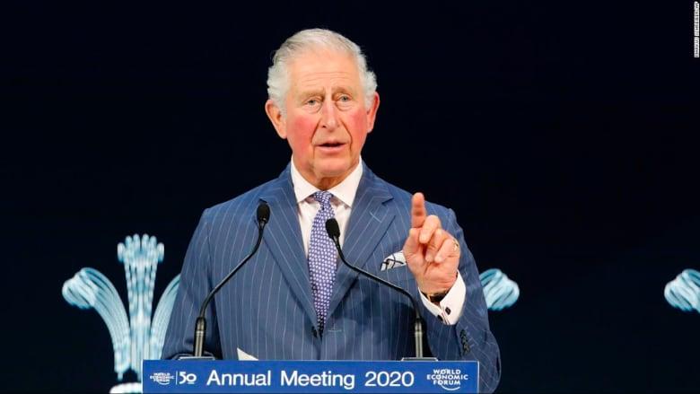 الأمير تشارلز: نحتاج نموذجا اقتصاديا جديدا وإلا يحترق الكوكب