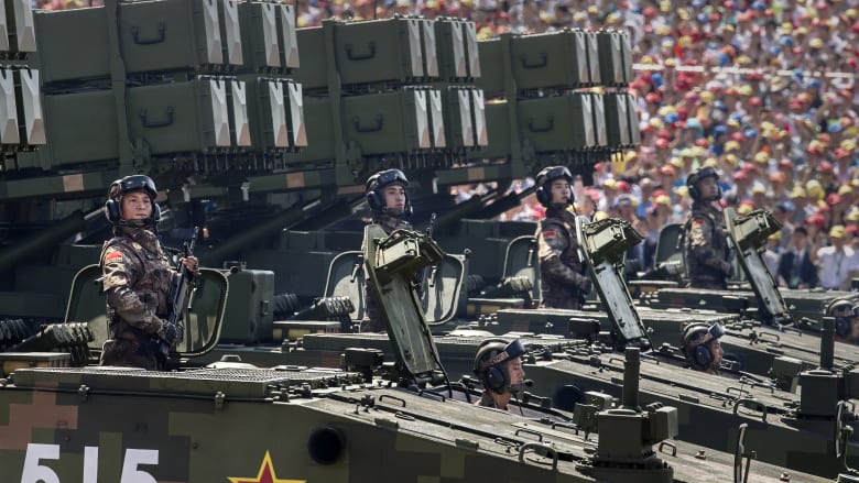 الصين تتفوق على روسيا وتصبح ثاني أكبر منتج للأسلحة في العالم