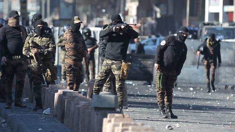 """بيان لـ16 دولة عن استخدام """"القوة المميتة والمفرطة"""" في مظاهرات العراق.. وتوجيه 3 دعوات"""