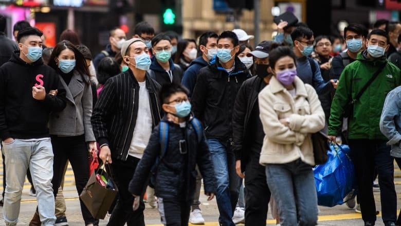 الصين..تجاوز عدد حالات الإصابة بفيروس كورونا إصابات فيروس السارس