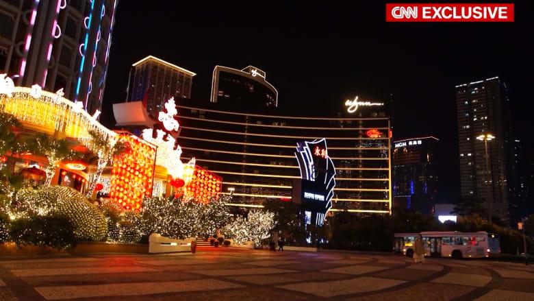 ماذا فعل فيروس كورونا بمنطقة السياحة الصينية ماكاو؟