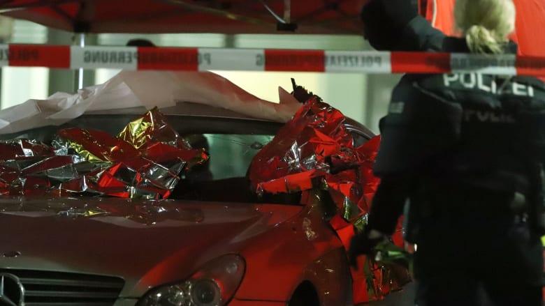 ألمانيا.. مقتل 8 أشخاص على الأقل في حادثي إطلاق نار غرب البلاد