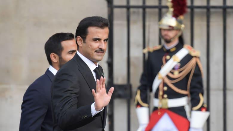 أمير قطر يمنح سفير تركيا وساما مرصعا بالألماس والياقوت.. والأخير: الدوحة وقفت مع الحق والحقيقة