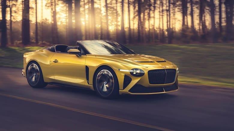 """سيارة """"بنتلي"""" حصرية لفاحشي الثراء فقط.. وهذا سعرها"""