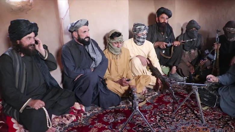 """أول ضربة جوية أمريكية ضد """"طالبان"""" منذ الاتفاق في قطر"""