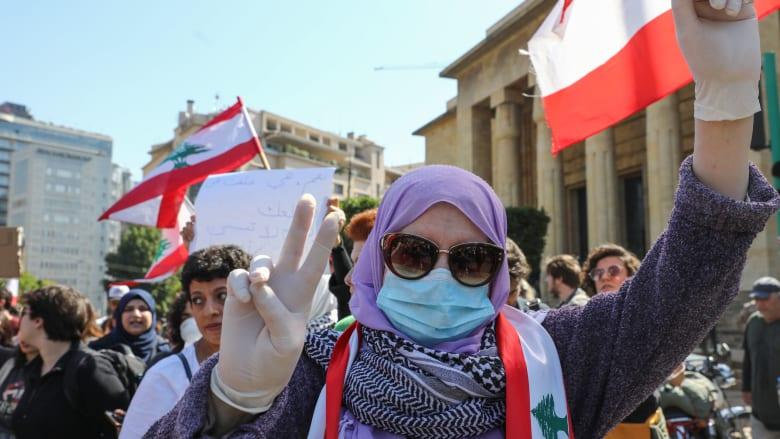 صورة تعبيرية للشارع اللبناني بظل انتشار فيروس كورونا